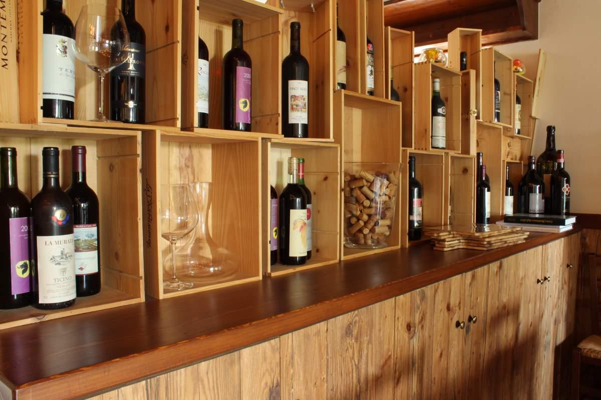 Grotto Bivio Curio Vino